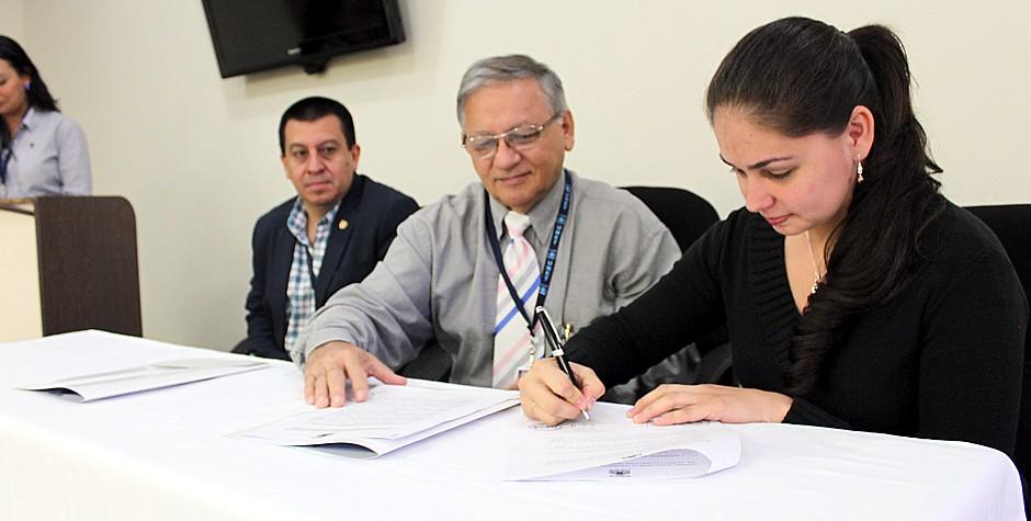 Firman convenio UNET y Orquesta Sinfónica del Táchira
