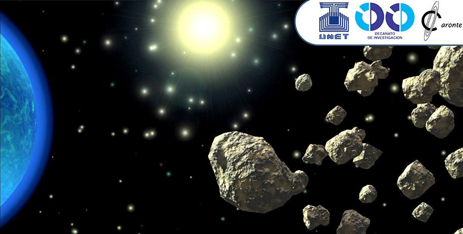 Centro Astronómico UNET colaborará en la búsqueda de asteroides