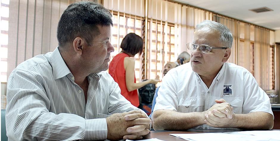 Unet firma convenio con Alcaldía de Seboruco