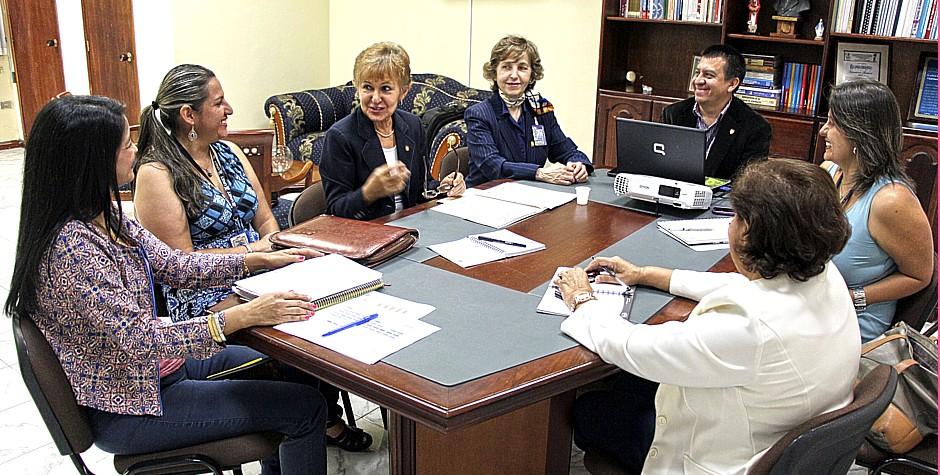 UNET apoya a la ULA en experiencia sobre Licenciatura en Psicología