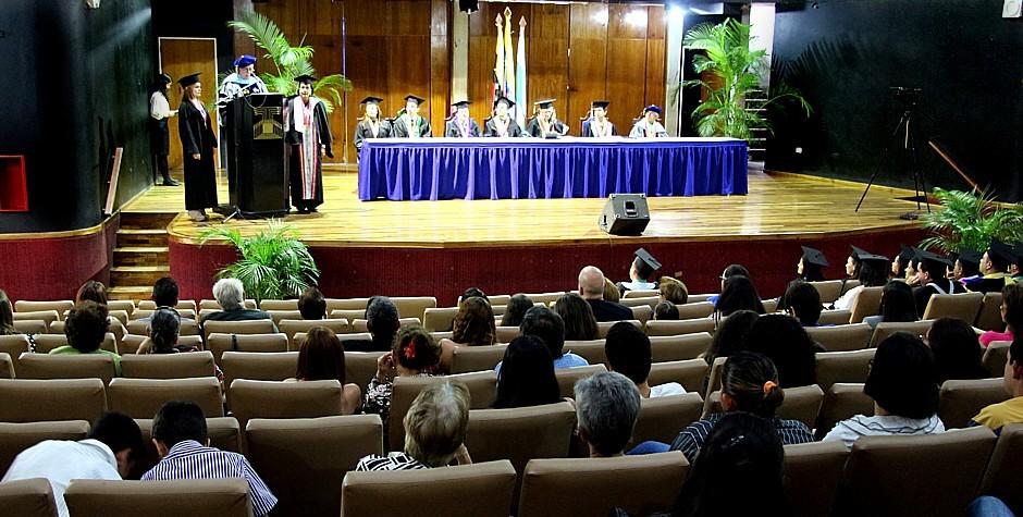 Honor y reconocimiento a docentes de la UNET