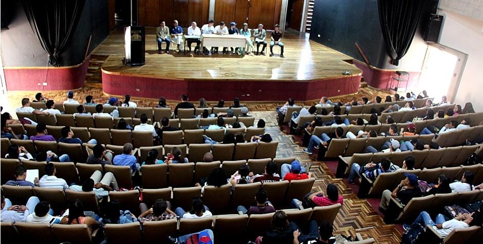 Asamblea informativa para conocer situación universitaria en la UNET