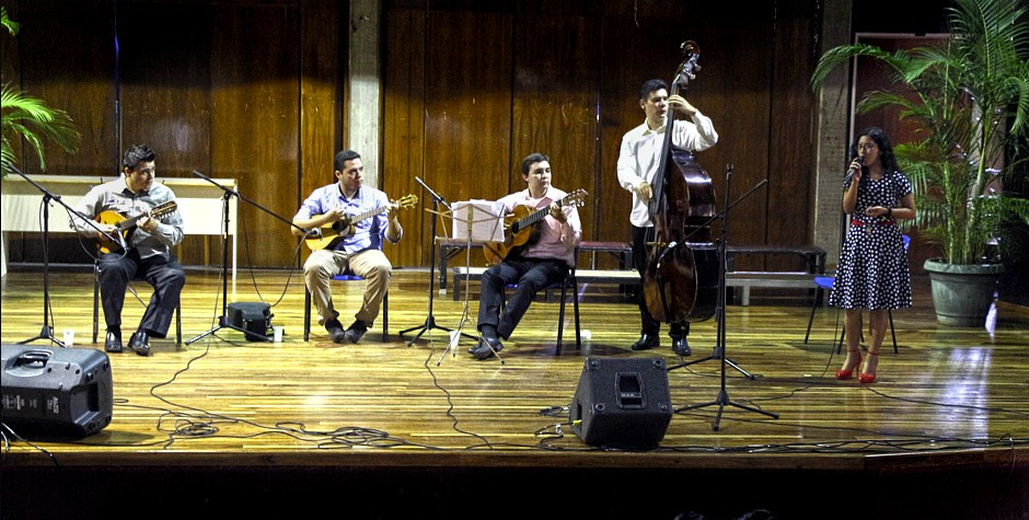 Festival de la Voz Universitaria una opción para el talento unetense