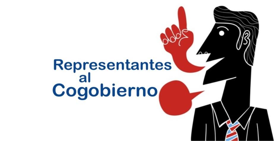 Fueron electos representantes del Cogobierno Estudiantil