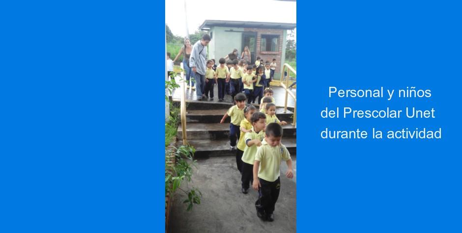 Unet participó en el Día Internacional de la Protección de Reducciòn de Desastres