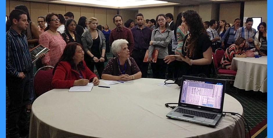 Destacada participación docente en evento de investigación en LUZ
