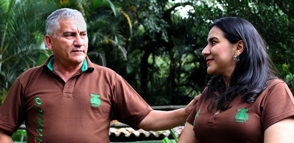 Asume Zulay Zapata dirección del Jardín Botánico de la Unet