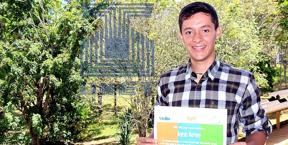 Estudiante de la UNET representa al país en evento de innovadores sociales