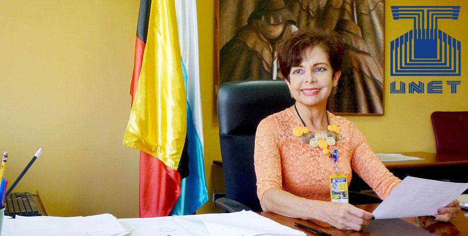 """Secretaria UNET: """"Debemos dejar a un lado el pesimismo"""""""